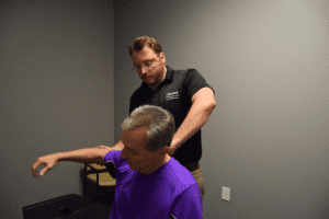 Chiropractor chiropractic noblesville adjustment insurance