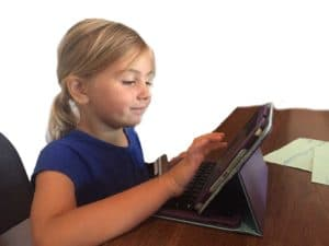 safe tablet use, good example, kids chiropractic, family chiropractor, kids chiropractor, noblesville, fishers