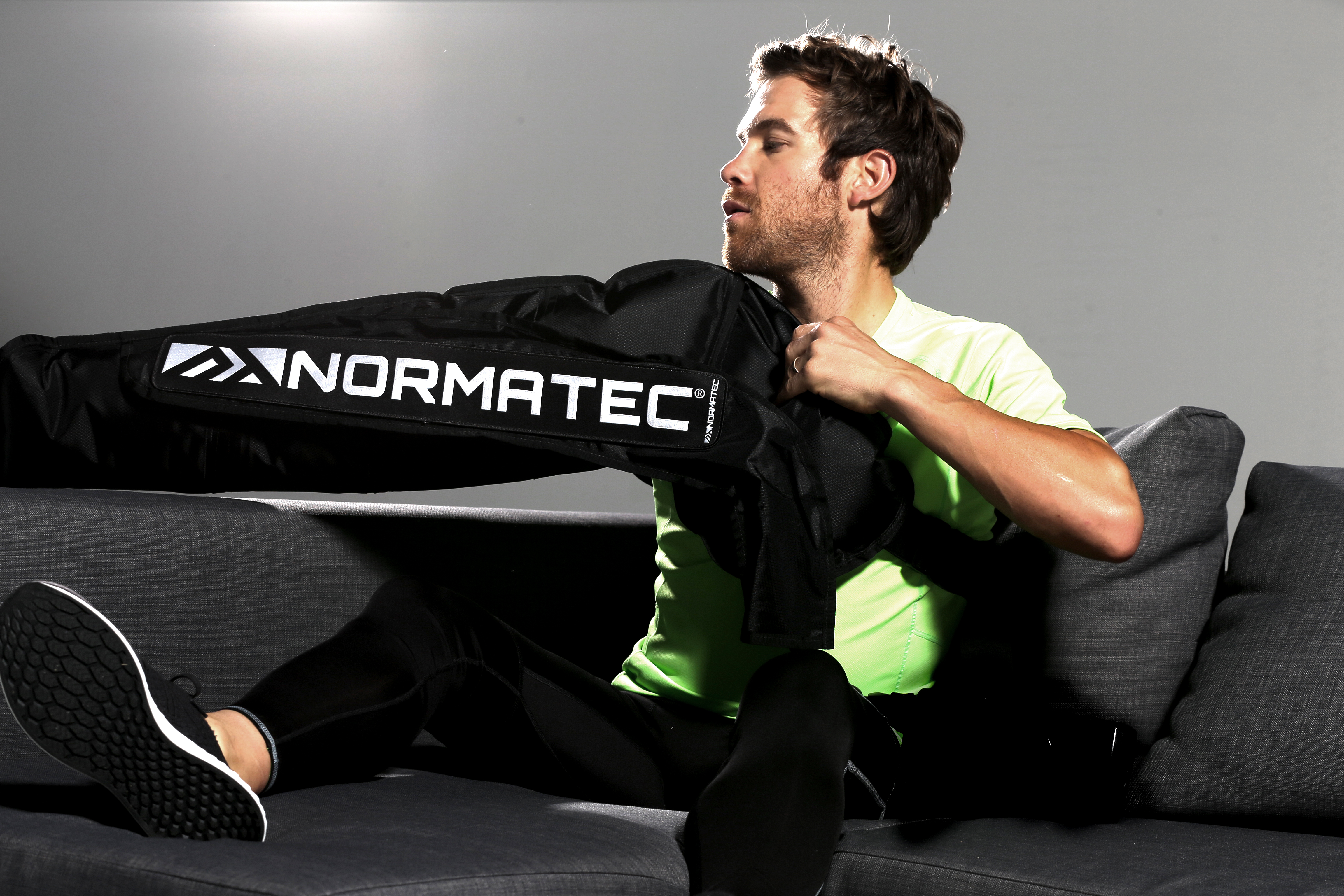 normatec, norma tec, recovery, running recovery