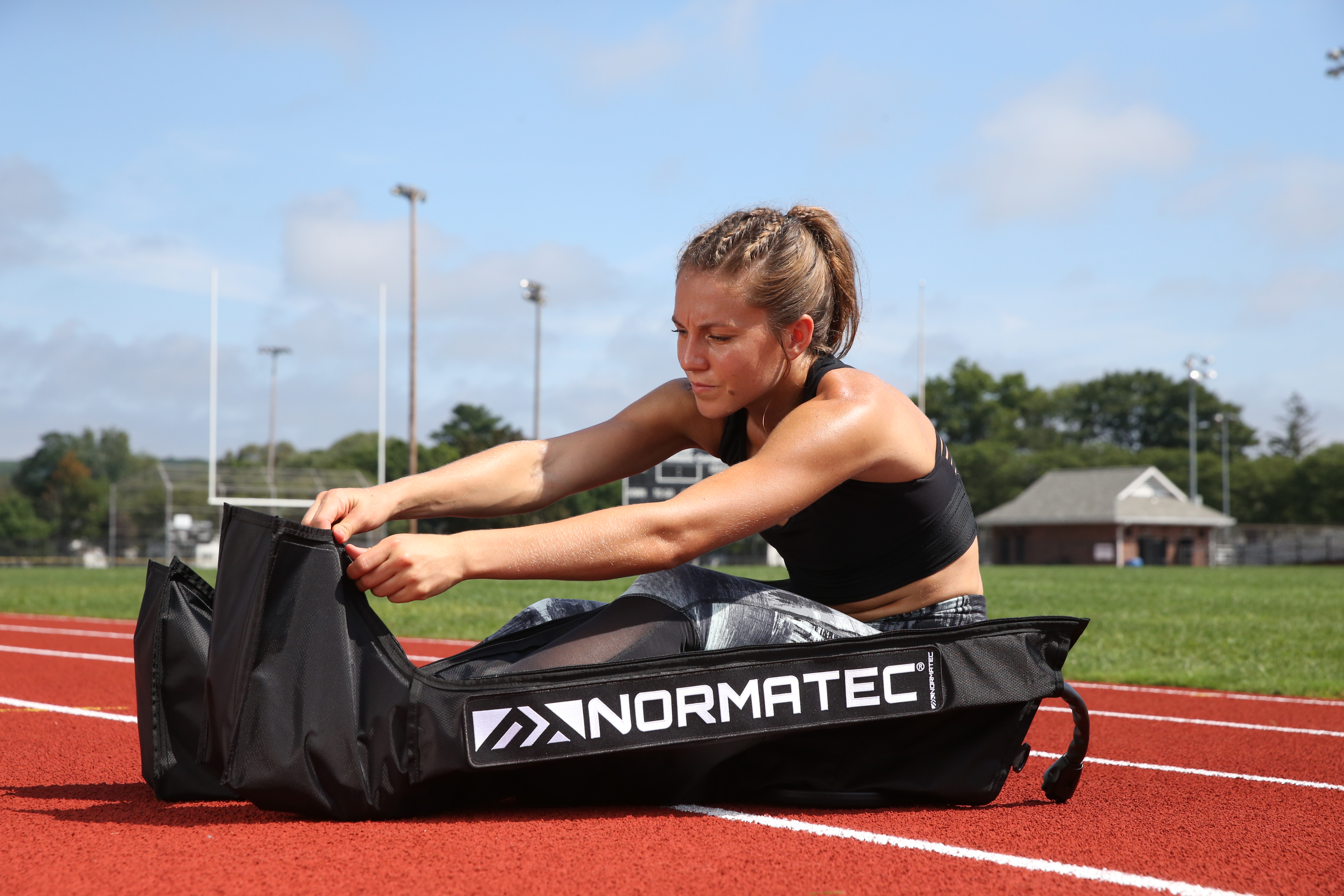 NormaTec, Norma Tec, compression, pneumatic, recovery, athlete