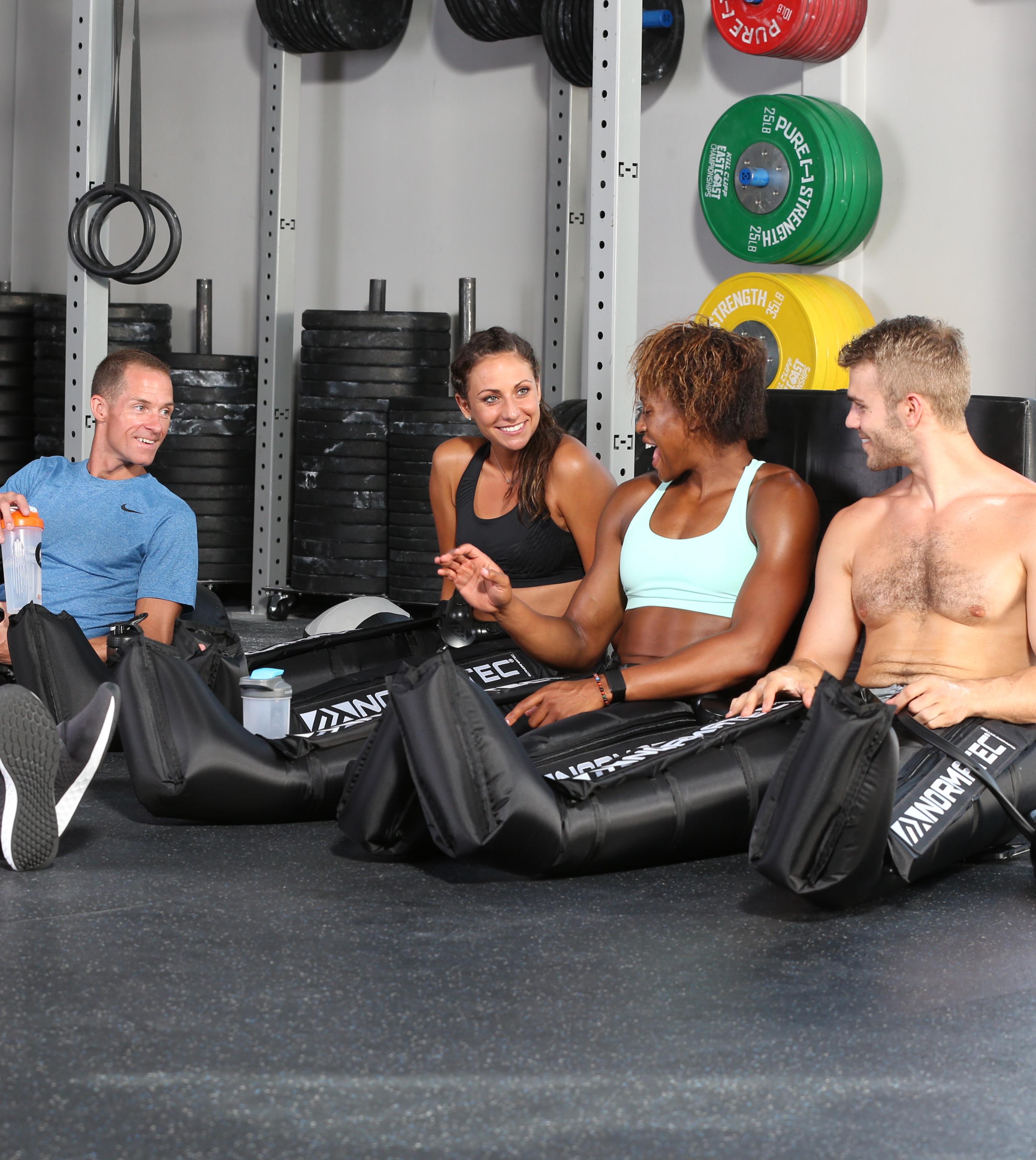 NormaTec, Norma Tec, Recovery, athlete, marathon, triathalon, iron man
