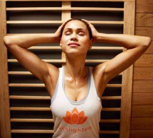Far Infrared sauna, mid wave length sauna,